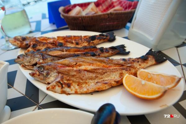 На обеденную рыбку теперь вы будете смотреть по-другому