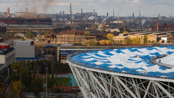 Волжский вошел в список городов с наиболее загрязненным воздухом