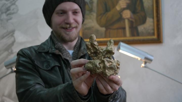 Маршрут выходного дня: едем в Березовский за золотом