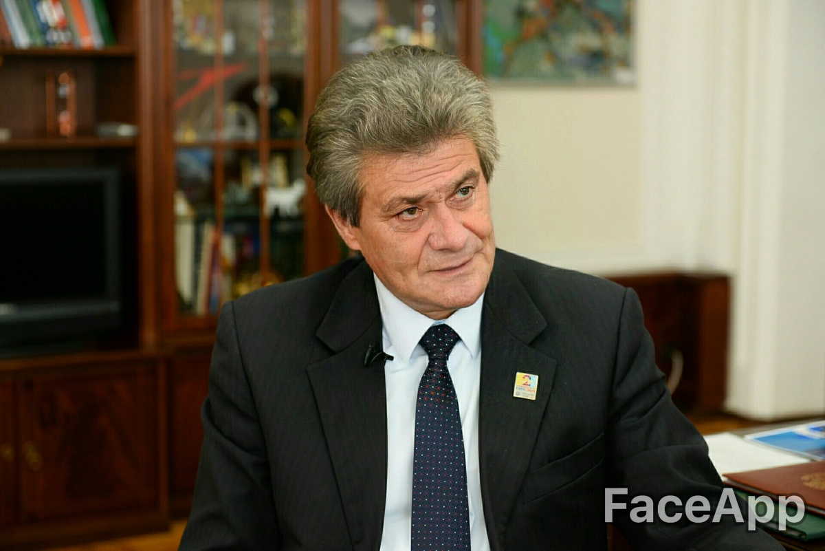 Как Высокинский, Куйвашев и Никитчук будут выглядеть в старости: развлекаемся в приложении FaceApp