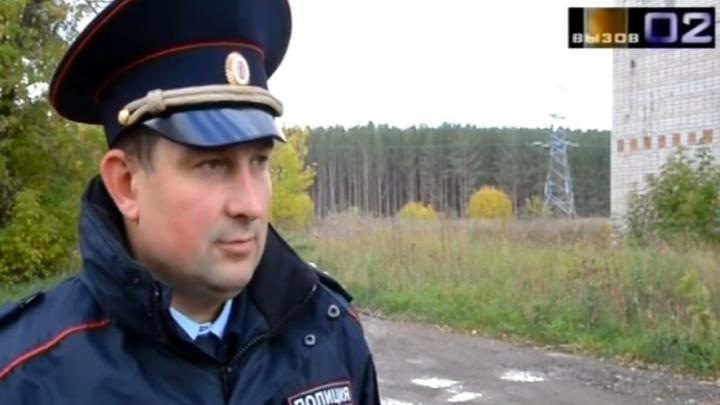 В Перми полицейский спас ребенка из коллектора с ледяной водой
