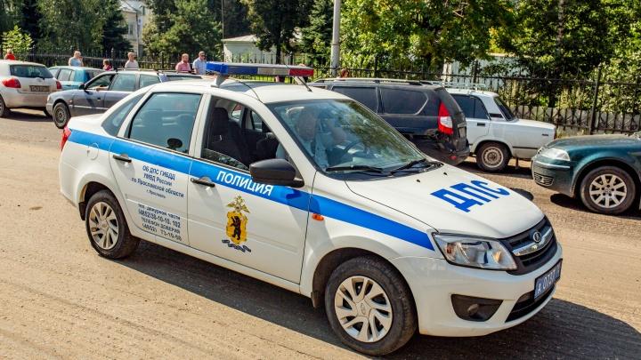 В Ярославле в тройном ДТП пострадали три пенсионерки