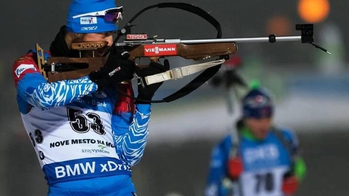 Биатлонист из Уфы получил золото на пятом этапе Кубка IBU
