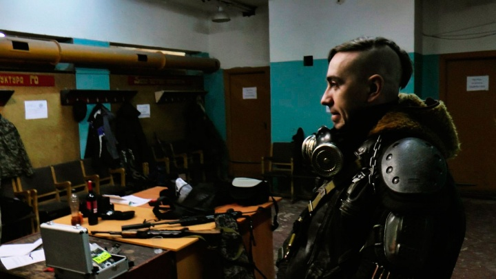 В Новосибирске начали снимать тизер сериала про выживших после ядерных взрывов