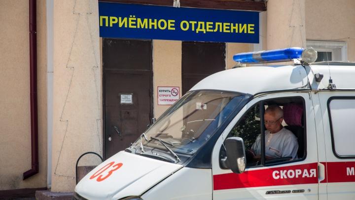 Мотоциклист разбился в ДТП на Софийской — прибывшие на место автоинспекторы не нашли мотоцикла