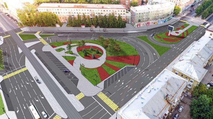 Власти представили новый проект реконструкции Компроса. В него внесли ключевые изменения