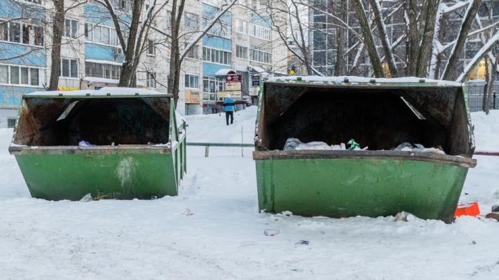 В Прикамье владельцам квартир будут начислять плату за вывоз мусора по количеству проживающих