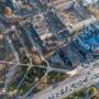 Яблоня, багряник и черемуха «Шуберт»: в сквере Волгограда почти отказались от деревьев-«карликов»