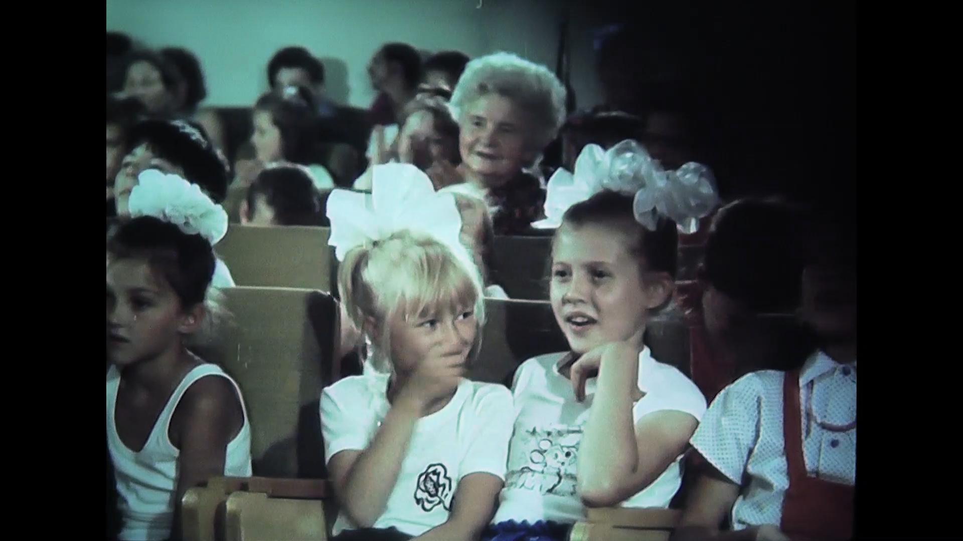 Детям, которые попали в фильм, сейчас около 35–38 лет