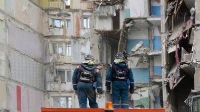 39 жертв, чудесное спасение малыша, отвага МЧС: онлайн-репортаж о взрыве дома в Магнитогорске