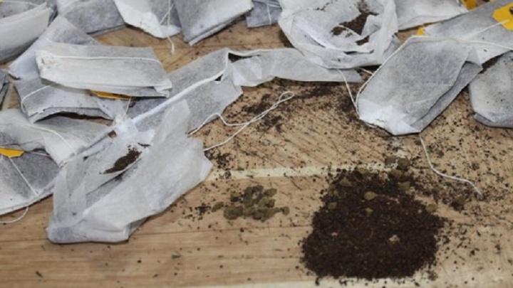 В Березниках заключенному пытались передать наркотики в чайных пакетиках
