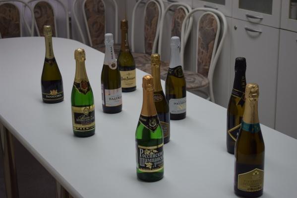 Шампанское, которое проверили эксперты