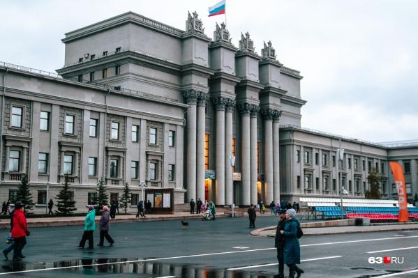 Добраться до площади Куйбышева по Вилоновской в следующую пятницу будет затруднительно