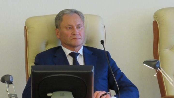 Полицейский инспектор из Москвы пришел в кабинет к Кокорину
