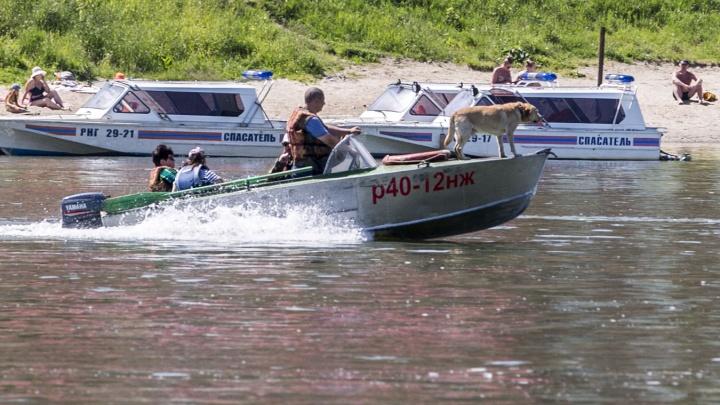Следователи ищут участников субботней разборки на воде