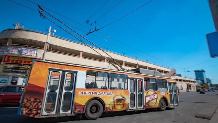 Не тролль водителя троллейбуса: в Ростове женщина избила наглого пассажира