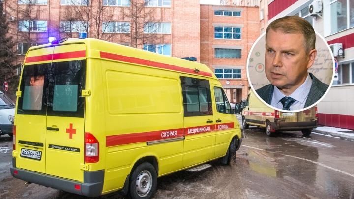 Директор самарской скорой помощи признал, что передача автопарка на аутсорсинг — риск
