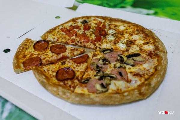 Болельщиков обязаны пускать даже с пиццей