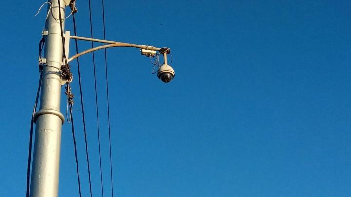 Публикуем список улиц, где установят камеры фиксации нарушений