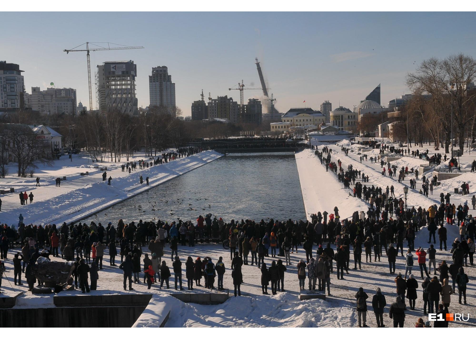 Панорама Екатеринбурга больше не будет прежней