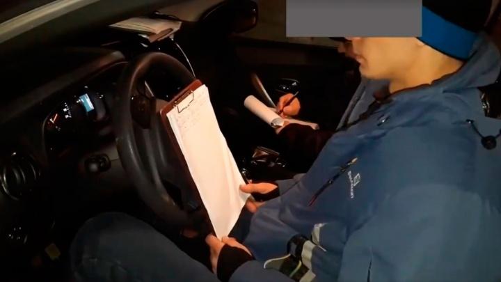 В Уфе сбили пешехода: полиция устанавливает личность погибшего