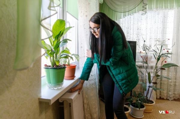 Волгоградцы продолжают замерзать в выстуженных квартирах