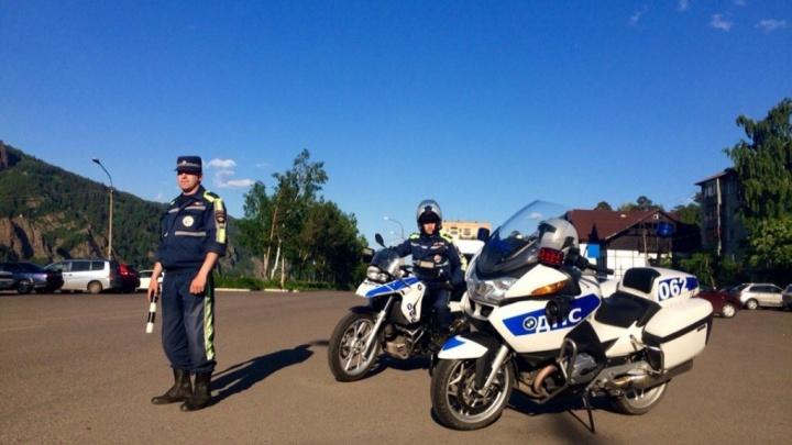 На трассе и в городе все выходные полиция будет ловить нарушителей