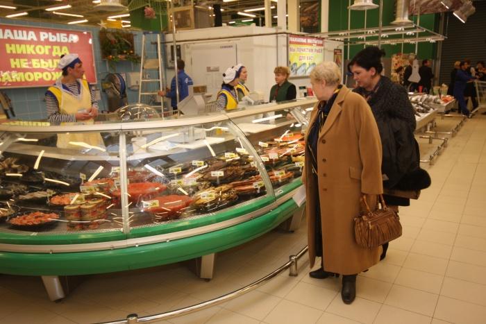 Всего с начала года цены в Новосибирской области выросли на 1,8%
