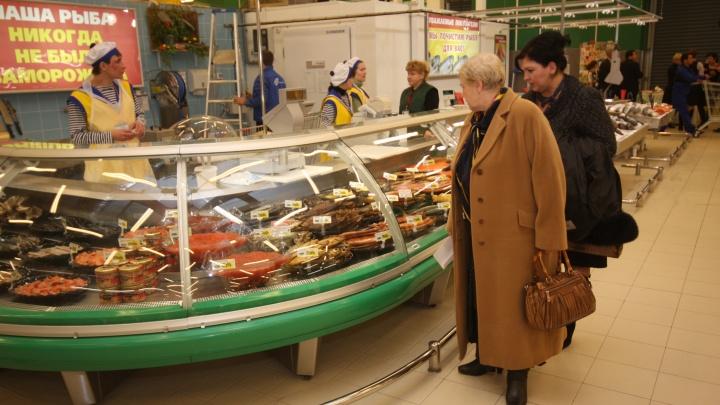 Цены в Новосибирской области пошли вниз первый раз с начала года