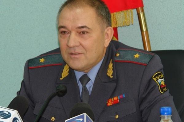 Алексей Лапин руководил донской полицией с 2010 по 2012 год