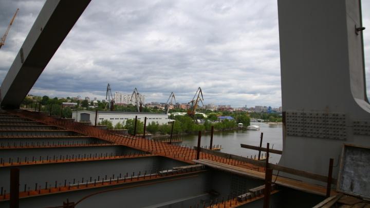 В областном Минтрансе назвали сроки открытия Фрунзенского моста