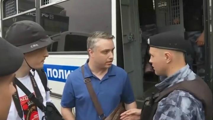 Американец, которого задержали на марше в поддержку Голунова: «В России свободы больше, чем в США»