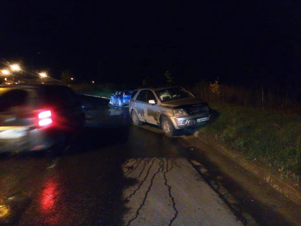 Водитель из «Киа Соренто» ушёл с места ДТП