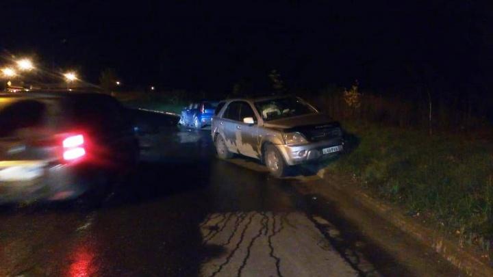 ГИБДД объявила в розыск водителя, который бросил автомобиль возле планетария