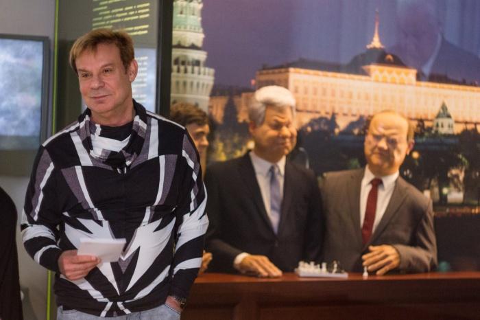 Ефим Шифрин побывал в музее первого президента