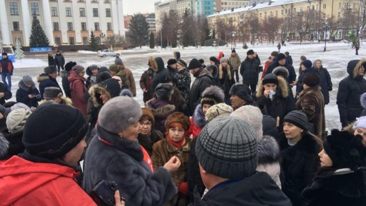 Как Тюмень собирается протестовать против мусорной реформы: одобрены два митинга из трех