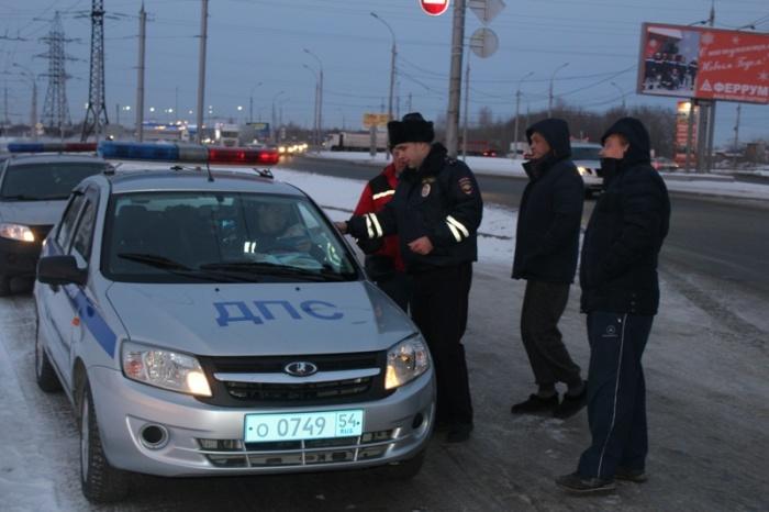 Водители получили штраф в размере 500 рублей