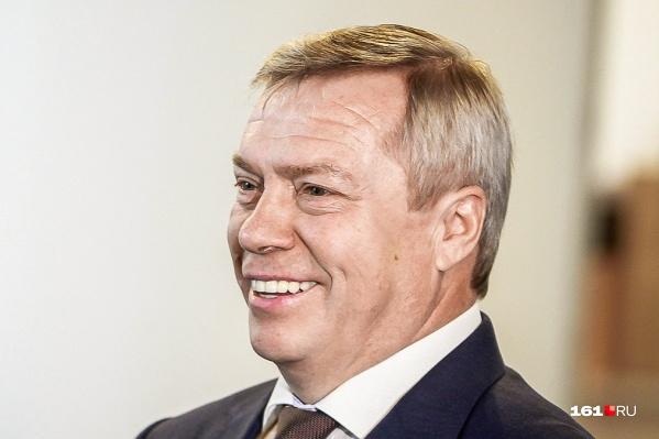 О возможной отставке Голубева говорят не первый месяц