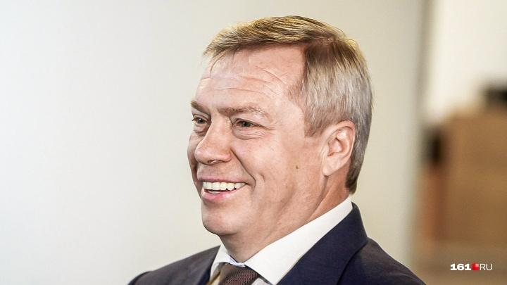Ростовский паблик отправил губернатора Василия Голубева в отставку