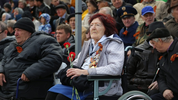 В мэрии посчитали количество ветеранов в Красноярске и рассказали о выплатах им к 9 Мая