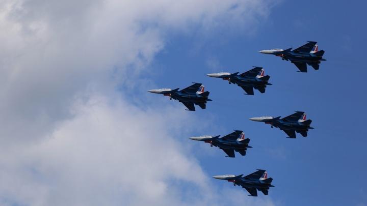 В День Победы бомбардировщики из Москвы залетят в Ярославль