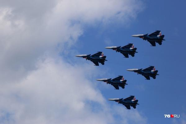 В этот праздник над городом пролетят москвичи