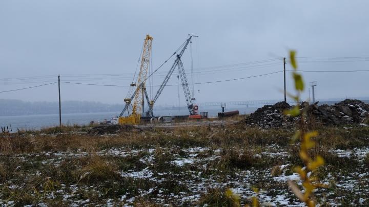 Проект Чусовского моста отправили на корректировку, но Минтранс обещает сдать объект вовремя