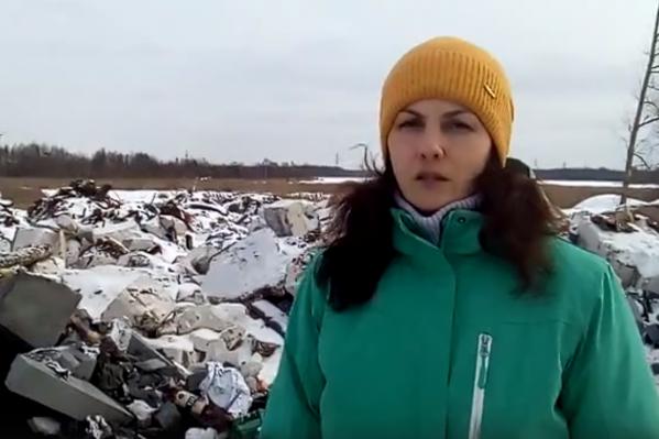 Ярославцам надоело смотреть, как на их глазах загрязняют окружающую среду