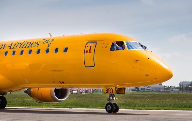 Ещё одна авиакомпания открывает рейсы из Красноярска в Москву