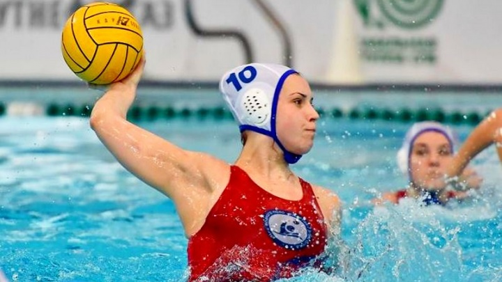 Волгоградка Ольга Горбунова вывела сборную России по водному поло в финал Кубка Европы