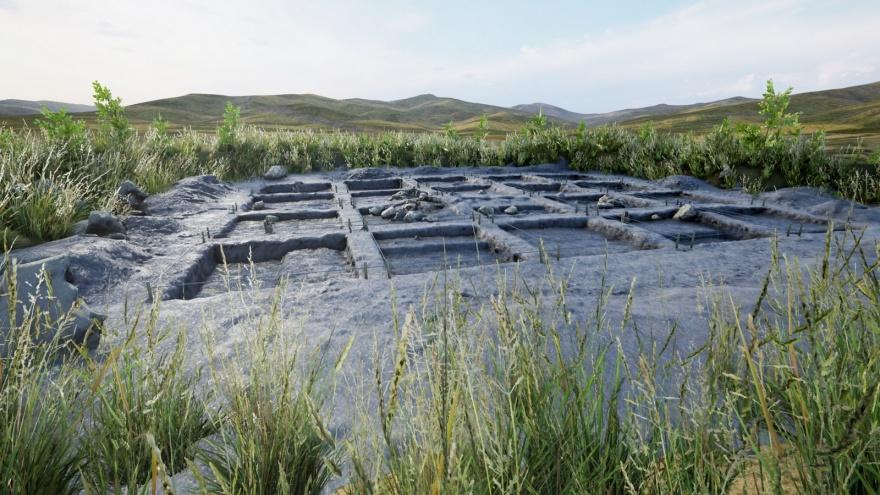 Создаст эффект присутствия: в Самаре начали разрабатывать 3D-модель археологических раскопок