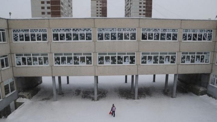 В Екатеринбурге полиция забрала семиклассника прямо с уроков