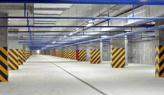 Подземный паркинг за Вечным огнём откроют после ЧМ-2018