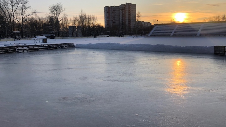Где лёд лучше и есть прокат. Обзор пермских катков